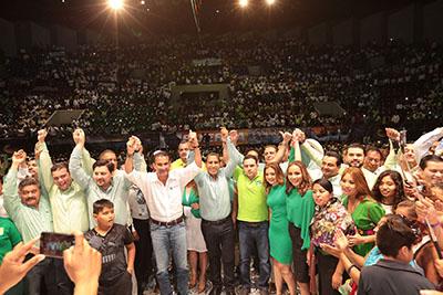 Encabeza ERA Asamblea Extraordinaria Estatal del PVEM