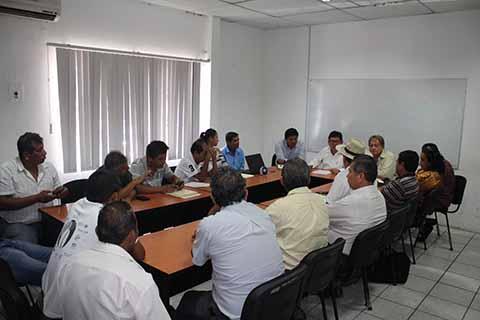 Después de haber viajado a México donde se manifestaron, a los productores les ofrecieron una reunión en Tapachula con funcionarios de alto nivel para analizar sus demandas, pero hasta el momento no se han aparecido.