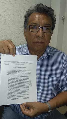 Carlos Murillo, presidente de Canaco-Servytur.