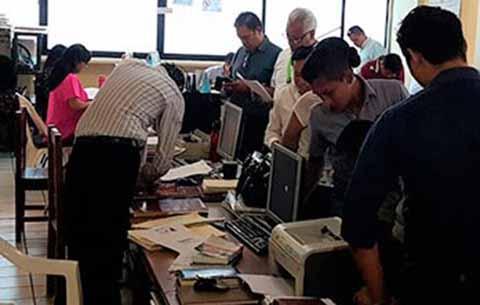 Junta de Conciliación Trabaja a Tope Pese a Protestas en la Unidad Administrativa