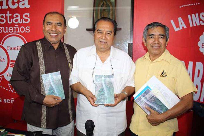 Gerardo Torreblanca, Amir Gómez, Floricel Santizo.