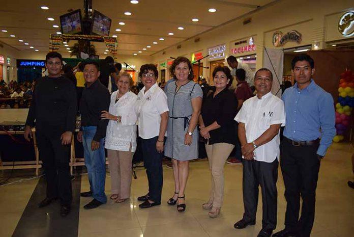 Instructores de CONECULTA Tapachula.