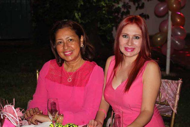 Mercedes Cárdenas, Brenda López.