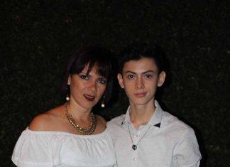 Estela García, Jonathan Vázquez.