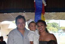 Familia Gómez Moscoso.