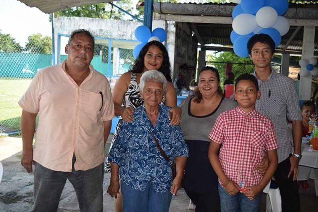 Familia Citalán Chavarria.