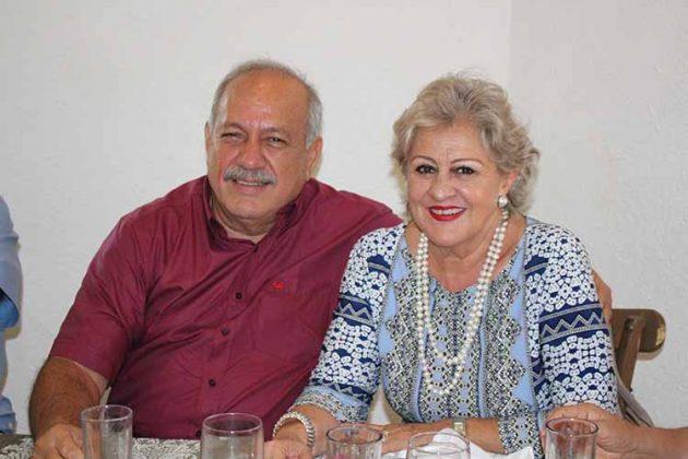 José Luis, Patricia Orduña.