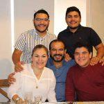 Familia Orella Rivas.