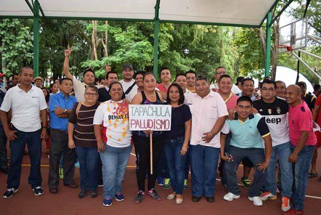 """Paludismo"" Tapachula."
