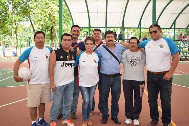 Adán Villar, Nahum Castellanos, Heron Landeta, María Vázquez, Victoria Albores, José Córdova, Luis Argüello, Saúl Palomeque.