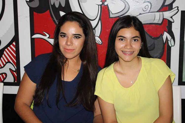 Alexa Ochoa, Rebeca Morales.