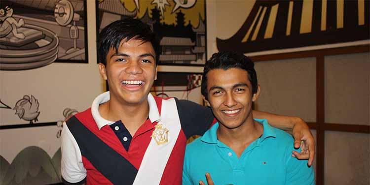 Alexis Herrera, Leonardo Villalobos.