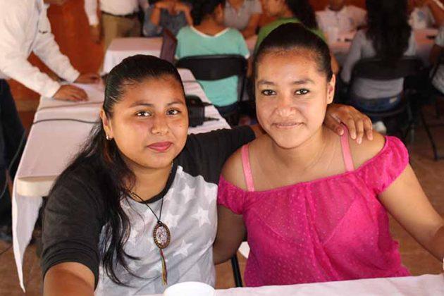 Nuria Reyes, Patricia Blas.