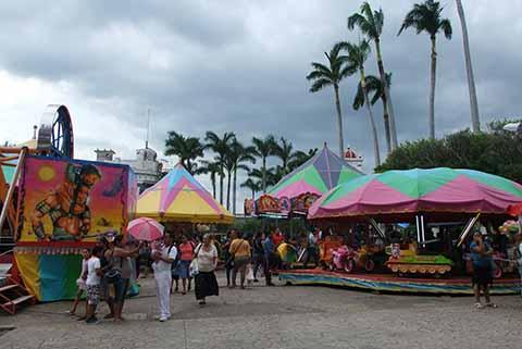 """Inicia la Tradicional Feria de """"San Agustín""""."""