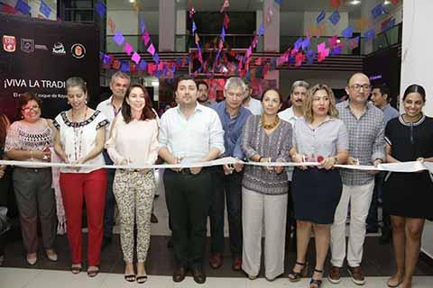 Inaugura Fernando Castellanos Celebraciones del 125 Aniversario de Tuxtla Como Capital de Chiapas
