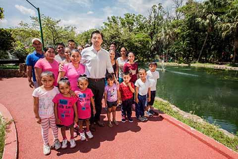 Ayuntamiento de Tuxtla Gutiérrez Realiza Rescate e Espacios Públicos