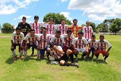 Empatan Campos FC y Giovanni Vive
