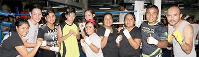 """Escuelas de Box Realizan Torneo """"Guantes de Oro 2017"""""""