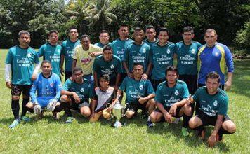 Cuadrangular de Futbol en el 34 Aniversario de la 36a. Zona Militar