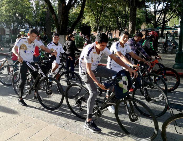 Ocelotes se une a la Rodada en San Cristóbal