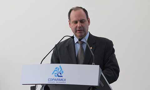 Propone COPARMEX a la SHCP Reducción de ISR a las Empresas