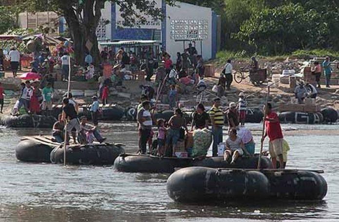 Advierten Sobre Tráfico de Cartuchos y Armas de Guatemala Hacia Chiapas