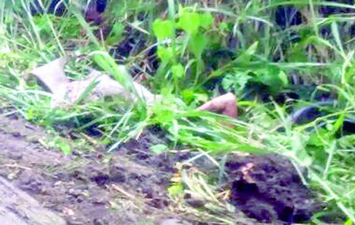 Resultó Pandillero el Enterrado por la Gravera