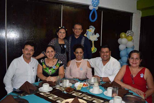 Feinel Gálvez, Osmally Aceituno, Sandra Ramírez, Humberto Cruz, Sonia López, José Otero, Clara Zamorano.