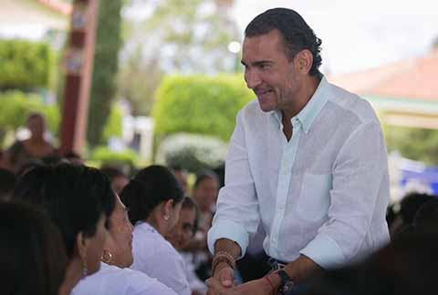 Con Ciudadanía Construimos Mejor Futuro Para Las Margaritas: MELGAR