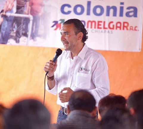 El Soconusco y la Costa Merecen Soluciones Ciudadanas Honestas: MELGAR