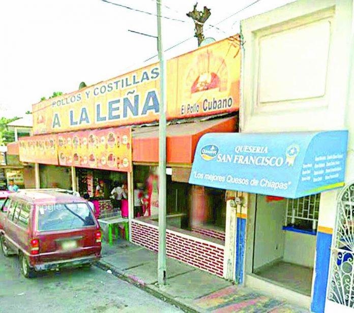 """Bandidos Atracan en """"Pollos a la Leña"""""""
