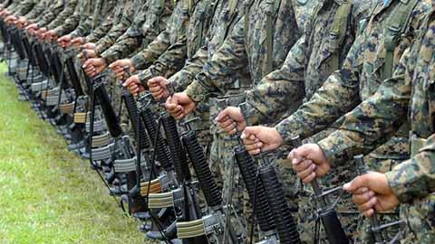 Cientos de Militares Centroamericanos son Miembros de la MS-13 y Barrio 18