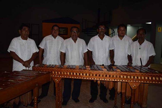Marimba de Tuxtla Chico.
