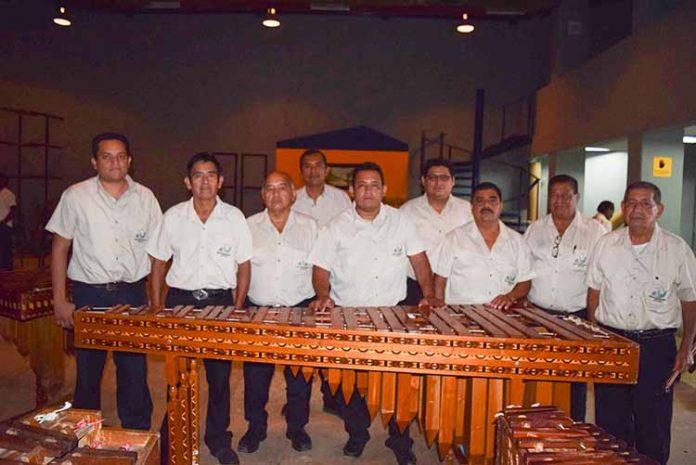 Marimba de Huixtla.
