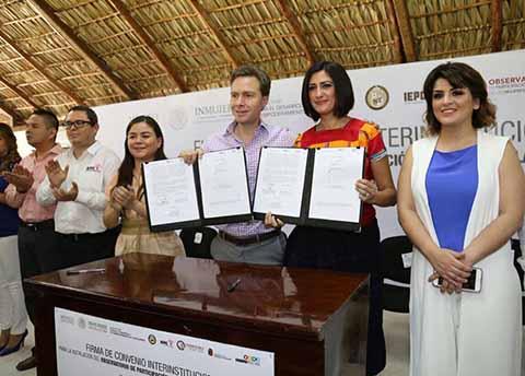 Chiapas, Ejemplo Nacional en Liderazgo Femenino: Inmujeres