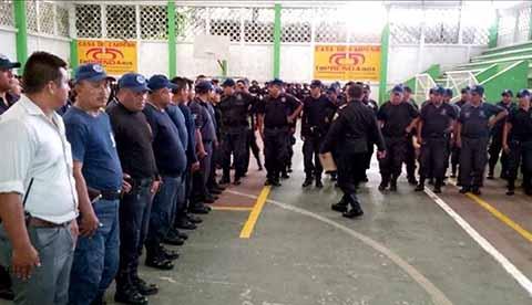 Cesados 137 Policías Estales Durante el 2017: SSyPC