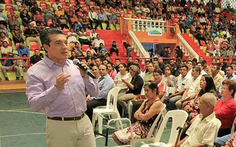 Chiapas Requiere de Reconciliación: Rutilio