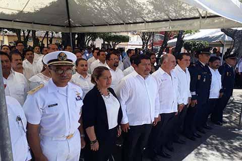 Se Conmemora 196 Aniversario de la Independencia de Chiapas