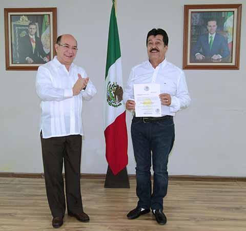 Nombran Nuevo Titular del Consejo de Ciencia y Tecnología de Chiapas