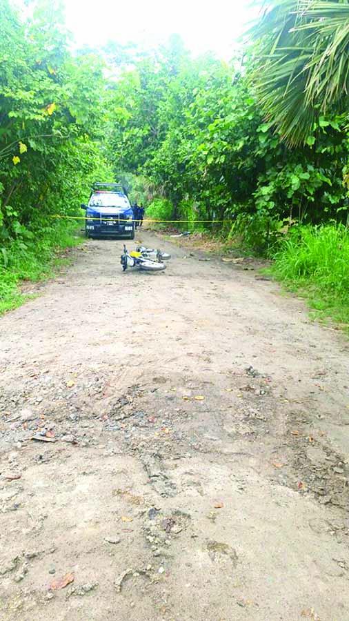 Caen Presuntos Asesinos de Triciclero en Suchiate
