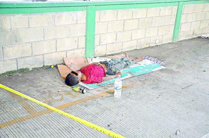 Falleció en la Plaza Tapachol