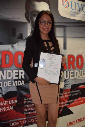 Andrea Ramos.