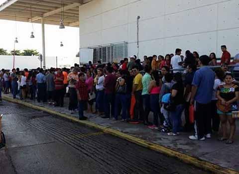 Ingresan Más de un Millón de Extranjeros Legales a Chiapas en el Primer Semestre