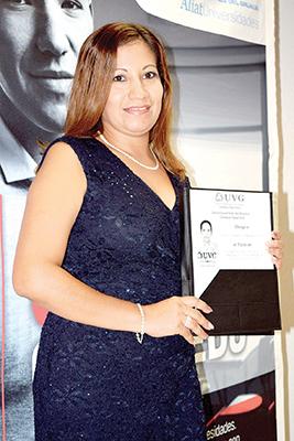 Dolores Aguilar.