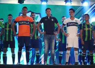 Presentan Tuxtla FC