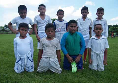 Escuela Futbol Tapachula y Talentos en Intercambio