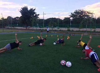 Acondicionamiento Físico con Soccer Training