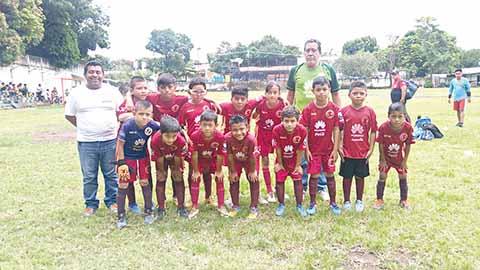 Águilas Golean a Deportivo Becerra