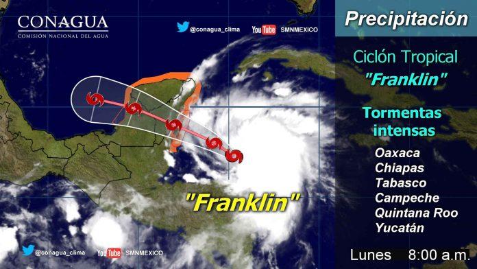 Depresión Tropical Evolucionará a Tormenta