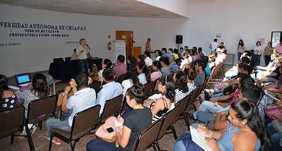 Invita UNACH a Estudiantes a Realizar Movilidad Estudiantil Nacional e Internacional
